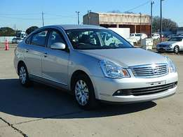 Nissan bluebird sylphy 2010 model on sale