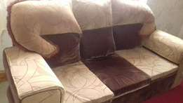 Seater sofa set in good condition