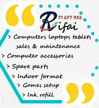 Computers Desktops & Laptops Repair