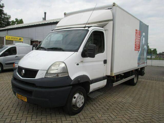 Renault Mascott 160.35 3.0DXI Ladebord Netto ?5950,= - 2004