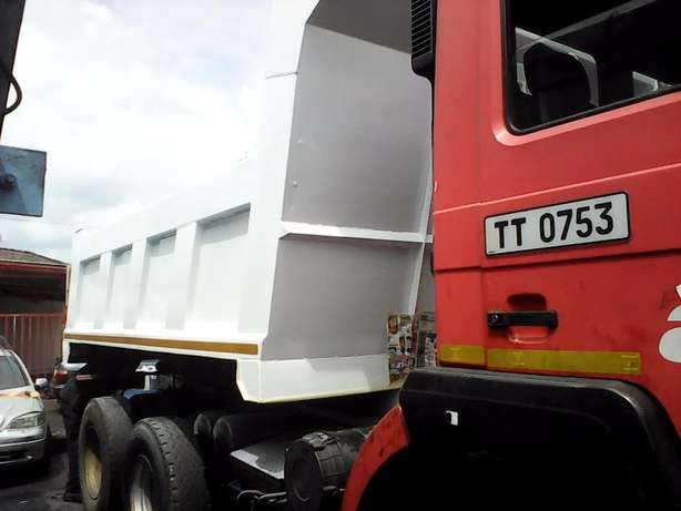 Truck conversions for all type of trucks Boksburg - image 5