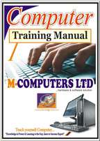 Computer Training Manual