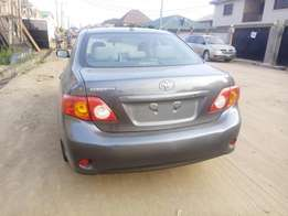 Toyota Corolla foreign used 2010model for sale