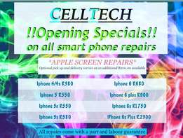 iphone lcd/ screen repairs at unbeatable prices
