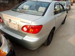 2003 Toyota Corolla ACCIDENT FREE