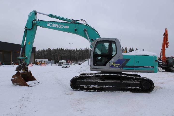 Kobelco Sk 210 Lc Dynamic Acera - 2006
