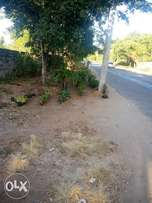 Prime 2acres for sale with clean title deed along Links rd Nyali area