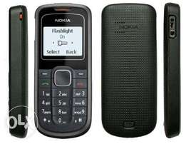 Clean Nokia Touch 1202