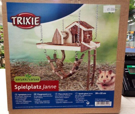 Bardzo dobry Zoologiczny Katowice Rolna: plac zabaw Janne dla chomika Katowice IF67