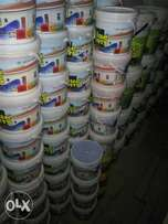 Gallons and drums of value Paints for urgent sales