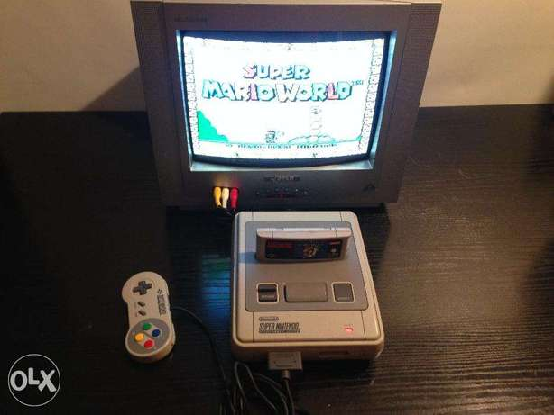 Super Nintendo - PAL