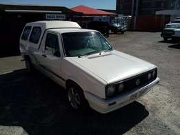 Vw caddy bakkie 1.6 2000 on month end special sale R45000