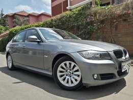 2009 BMW 320i E90 New Shape