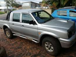2001 Mitsubishi Colt Rodeo Double Cab For Sale