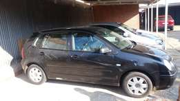 Vw polo 2008 model 1.6 for sale