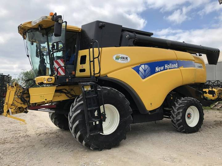 New Holland Cx8070 4wd - 2012