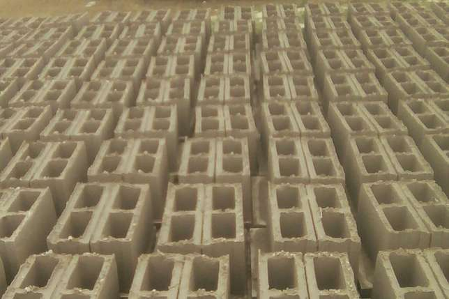 High quality 6 inches hollow blocks for buildings Port Harcourt - image 2