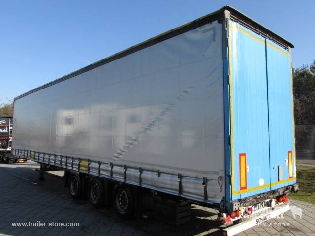 Schmitz Cargobull Curtainsider Varios - 2012 - image 2