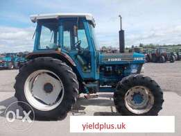 FORD 7610 4wd