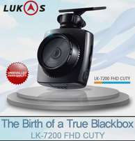 Lukas LK-7200 Full-HD Car Blackbox Dashboard Camera with GPS