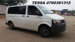 2011 Volkswagen Kombi T5 2.0 Tdi 8 seater Great Condition Contact:Tess
