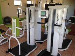PROFESSIONAL GYM Equipment/Individual or Whole Gym