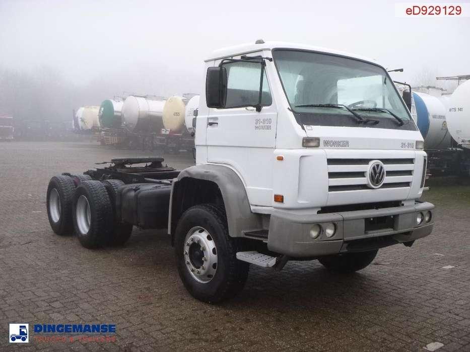 Volkswagen Worker 31.310 6x4 Tractor unit - 2009 - image 2