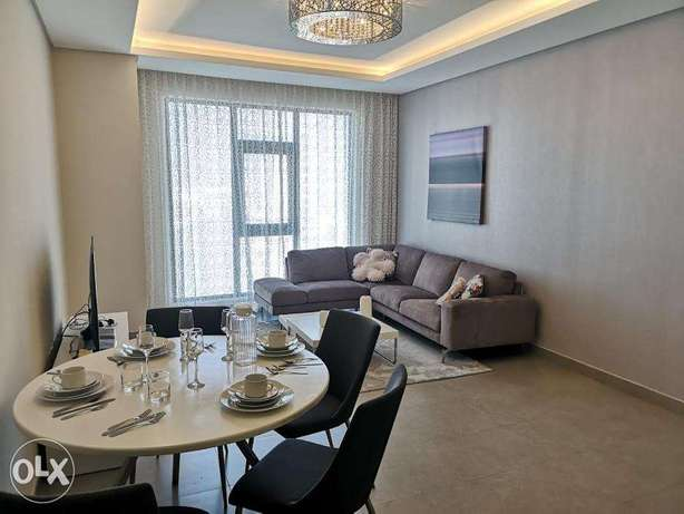 HOT offer Brand New 2 bedrooms For sale in amwaj Island