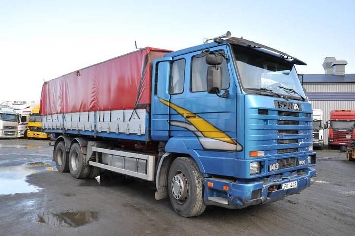 Scania 143 500 6x2 - 1996