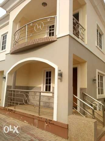 Lovely four bedrooms serviced duplex for rent at katampe diploma zone Abuja - image 8