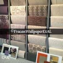 Wallpaper now available in Suleja. Fracan Wallpaper Ltd