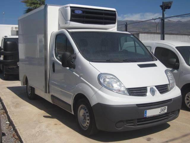 Renault – Trafic Frigo Frc -20º Ganchos - 2010