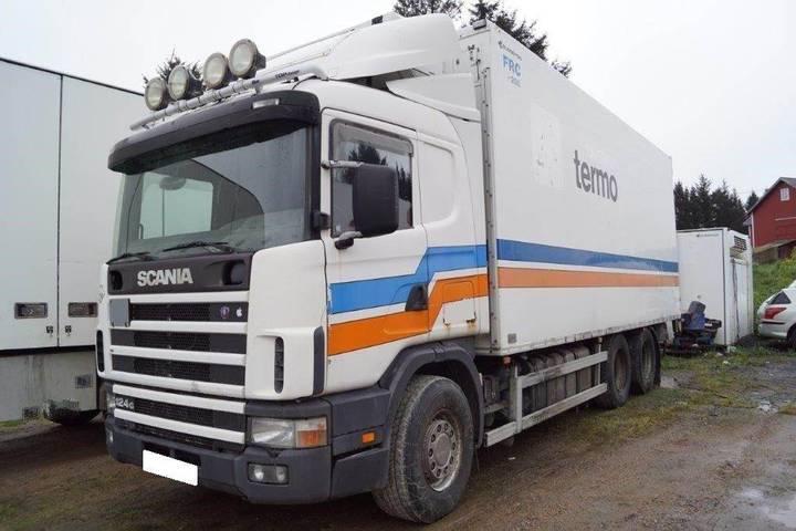 Scania 124g - 2003