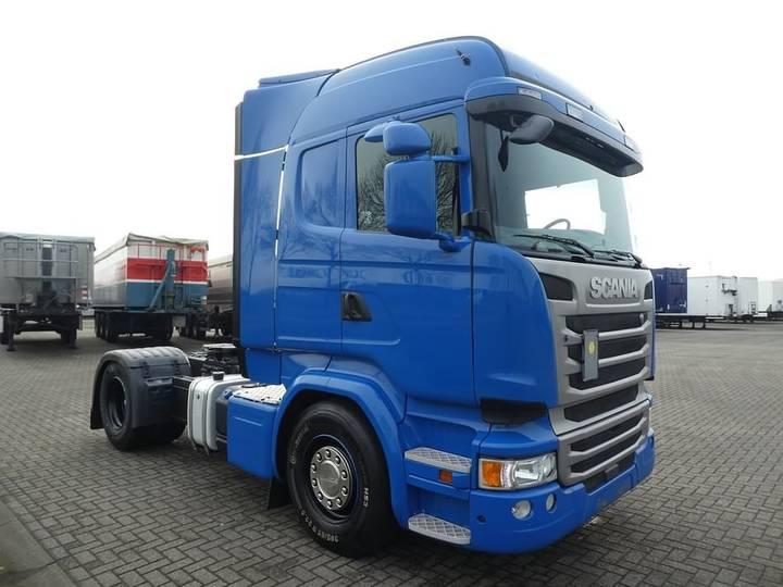 Scania R450 hl ret. pto+hydr. - 2014