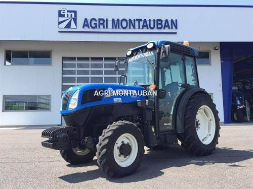 New Holland T 4.85n - 2016
