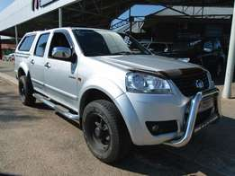 2012 GWM Steed 5 2.0 VGT Double cab R149 900