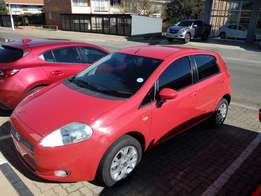 2010 Fiat Punto 1.4 Emotion with 50 000km