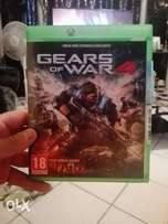 gears of war 4 for xbox one for sale or swap
