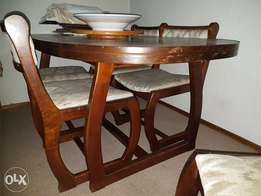 Wooden Dinning room table