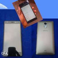 A week old infinix hot4 pro for sale.