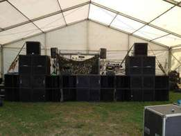 Public Address Systems for Hire ( Tailored Packages)