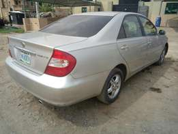 Camry 03 First Body Used