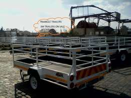 (Massive sale on all sizes trailers.3m,4m,3.5m cattle,5m car trailers)