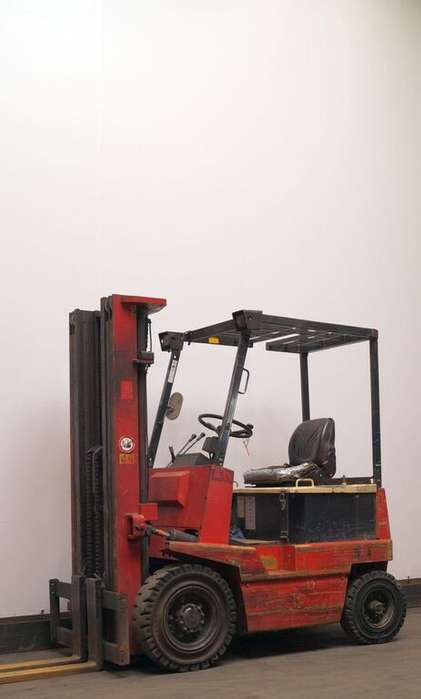 Nyk Fb20p50bc Forklift - 1991