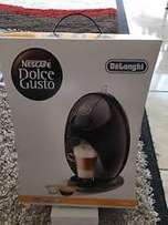 De'Longhi Brand New Nescafé Coffee Machine for Sale.