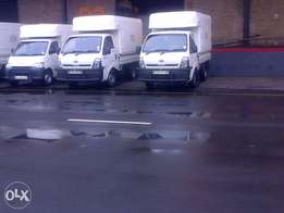 Reliable and fast bakkie/TrucK hire