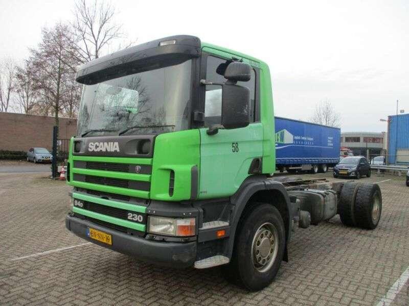 Scania 94 DB 4X2 NA 230 RHD - 2003