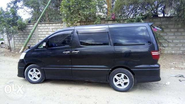 Toyota Alphard, Year 2006, KBW, 2400cc, Sheer Luxury Van Nairobi West - image 3