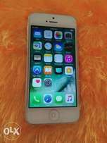 IPhone 5 64gb silver