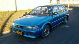 2000 Toyota Tazz Forsale